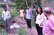 ネパール:環境調和型農業